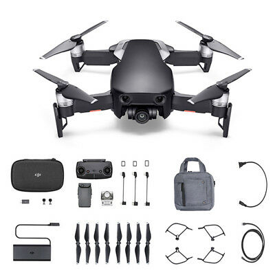 DJI Mavic Air Drone with Controller 3-Axis Gimbal & 4K Camera+Free Bag