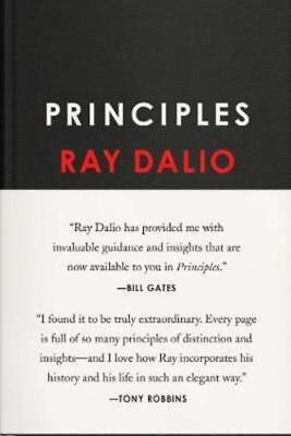 Principles: Life and Work - By Ray Dalio - Brand New Book - Hardcover