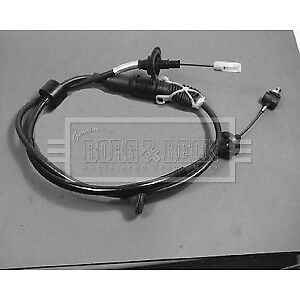SEAT IBIZA 6K1 2.0 Clutch Cable 1997 B&B 6K2721335F Genuine Quality Replacement