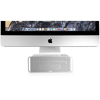 Twelve South HiRise for iMac | Height-adjustable stand with storage for iMac ...
