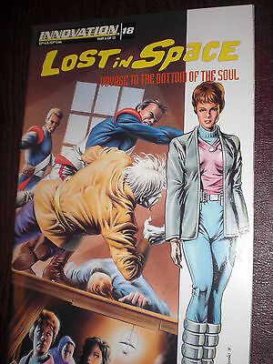 Lost In Space - Issue #18 - Comic Book - Innovation - Unread - Great Price!!