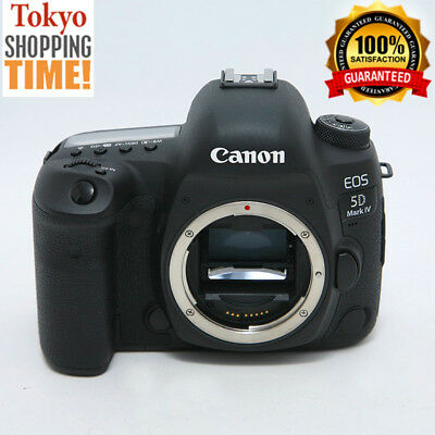 [NEAR MINT+++] Canon EOS 5D Mark IV Body from Japan