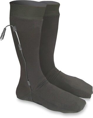 Gears Canada 100274-1-M Gen X-4 Heated Socks Md Black Medium 3431-0255