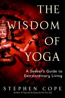 The Wisdom Of Yoga by Stephen Cope 9780553380545 (Paperback, 2007)
