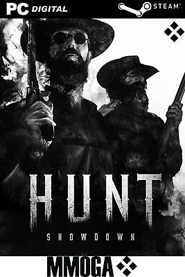 Hunt Showdown Key - Steam Download Code - PC Early Access Spiel [Action][EU/DE]