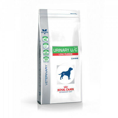 Croquettes Royal Canin Veterinary Diet Urinary U/C LP pour chiens Sac 14 kg (DLU