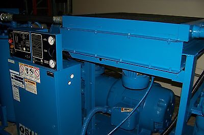 Quincy QSI 750  150 hp.  Rotary Screw Air compressor, 1yr.  Airend Warranty