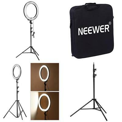 """Neewer® Camera Photo/ Video Ring Flash Light Kit, includes (1)18""""/ 48 cm..."""