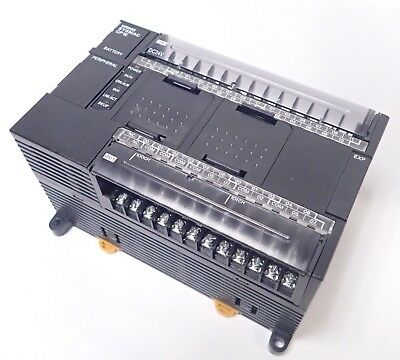 Omron Sysmac Cp1E-N40Dr-D Programmable Controller 24Vdc 40 Point, 20W Isolated