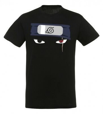 Naruto – Kakashi Eyes  – T-Shirt | Original Merchandise | Manga Anime
