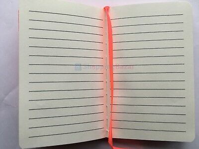2018 Diary A6 Week to View Pastel Colours Hardback Casebound Purse/Office Diary