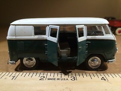 Welly No 9764 Volkswagen Microbus 1962