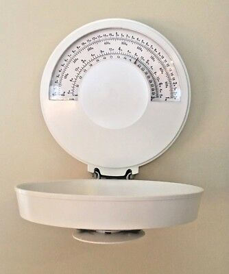 Eva Gepo Haengevaegt Wall Mounted Kitchen Scale Made In Denmark