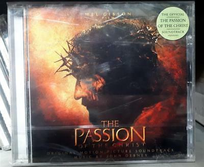 John Debney the Passion Of The Christ Original Motion Picture Soundtrack Cd