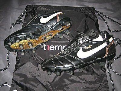nike tiempo legend 10R RONALDINHO football boots VERY RARE 2006 vintage UK  6,5