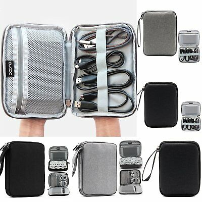Travel Digital Case Electronics Accessories Bags Cable Organiser Storage Bag