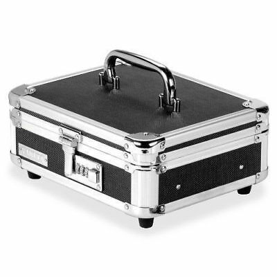 VAULTZ Personal Small Cash Box With Combination Lock