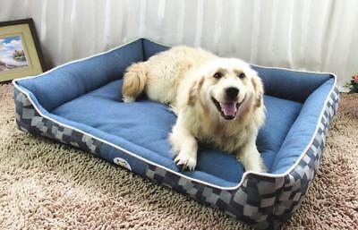 Luxury Comfortable Pet Dog Bed Sofa Warm Soft Extra Large Dog Puppy House Kennel