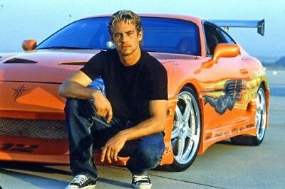 Walker, Paul [The Fast and Furious] (59544) 8x10 Photo