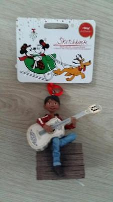 Decoration Doorknob coco Miguel 2017 OrnamenT Sketchbook Disney noel