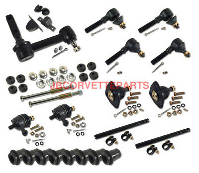 1963-1982 Corvette Rear Spring Shackle Kit to Lower the car Made in USA