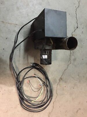 Fasco Water Heater Power Vent Draft Inducer Motor 702110060