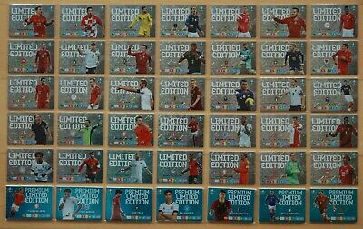 Panini Adrenalyn XL UEFA Euro EM 2020 Limited Edition aussuchen to choose