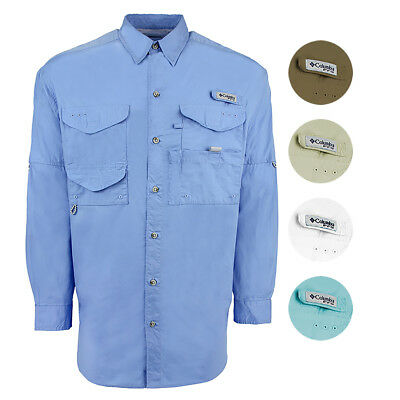 Columbia Men's PFG Bonehead L/S Shirt