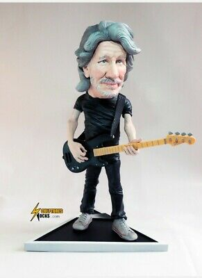 Mick Jagger,sculpture, caricature, Rolling stones, rock music, gift,