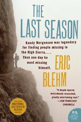 The Last Season by Eric Blehm 9780060583019 (Paperback, 2007)