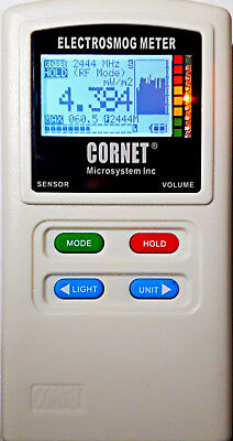 Cornet ED88T PLUS Tri-Mode Meter with USB and Data Output- Free Hard Case
