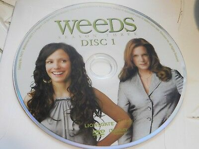 Weeds Third Season 3 Disc 1 Replacement DVD Disc Only 35-325