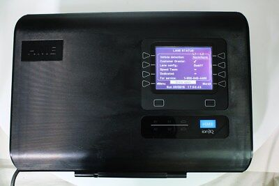 HME Ion IQ Base Station 6100 Dual Lane Wireless Fast-Food Drive Thru Intercom
