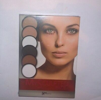 IT Cosmetics My Sculpted Face Contour Palette - New in Box - Sealed