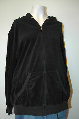 Motherhood Maternity Black Sweatshirt Size XL Extra Large