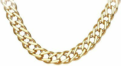 Citerna Women's 9ct Yellow Gold Curb Chain Necklace - 1.8mm width yYpYQ