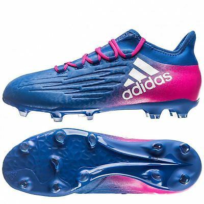 f6fc8735d6918 adidas X 16.2 FG BB5634 Mens Firm Ground Football Boots~Soccer~UK 6 to 11.5  Only SMALL FITTING. Please read size info on listing pics.