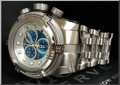 INVICTA   BOLT ZEUS  * ICE BLUE *  - 410 Gramm - 52mm- XXL