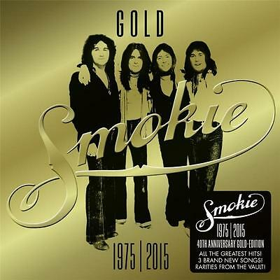 SMOKIE GOLD GREATEST HITS 40th Anniversary Edition 2 CD NEW
