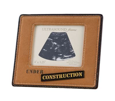 Under Construction Ultrasound Picture Photo Frame Baby Showers Christening Gifts