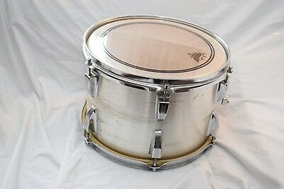 "Sonor Action 13"" x 10"" - Tom Tom T610 -  silber - Vintage - Power Stroke 3 TOP"