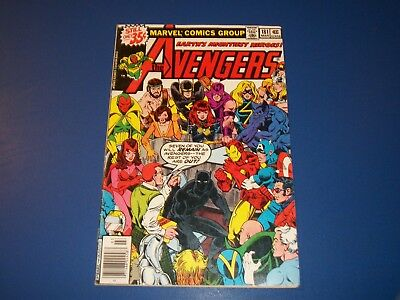 Avengers #181 Bronze Age 1st Scott Lang New Antman Byrne Art Key Wow