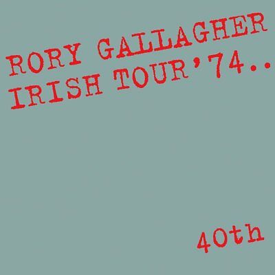 Rory Gallagher - Irish Tour '74 Cd New