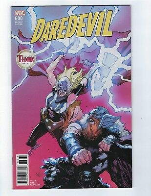 DareDevil # 600 Mighty Thor Variant Cover NM Marvel Pre Sale Ships Mar 28th