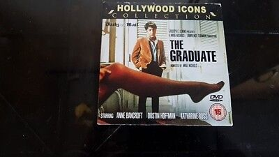 The Graduate (DVD) - Anne Bancroft, Dustin Hoffman, Katharine Ross - DVD