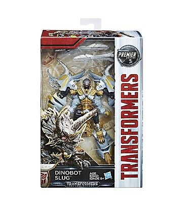 Transformers: The Last Knight Premier Edition Deluxe Dinobot Slug &