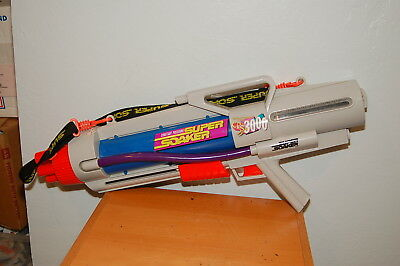 Super Soaker Cps 3000 Water Blaster Gun 1997 Larami Tested No