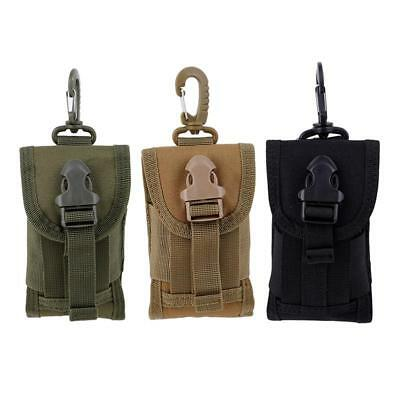 Tactical Molle Pouch Belt Waist Pack Bag Military Waist Iphone Pocket S