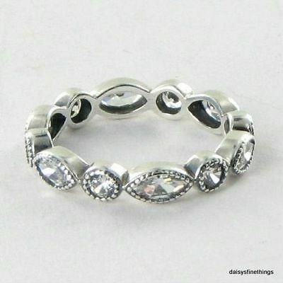 4928a3065 ... discount authentic pandora silver ring alluring brilliant marquise  190940cz 52 size 6 06662 8c688