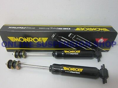 MONROE GT GAS Front Shock Absorbers to suit Holden HQ HJ HX HZ WB Models